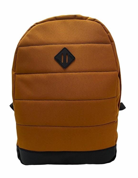 Городской рюкзак оранжевый 1