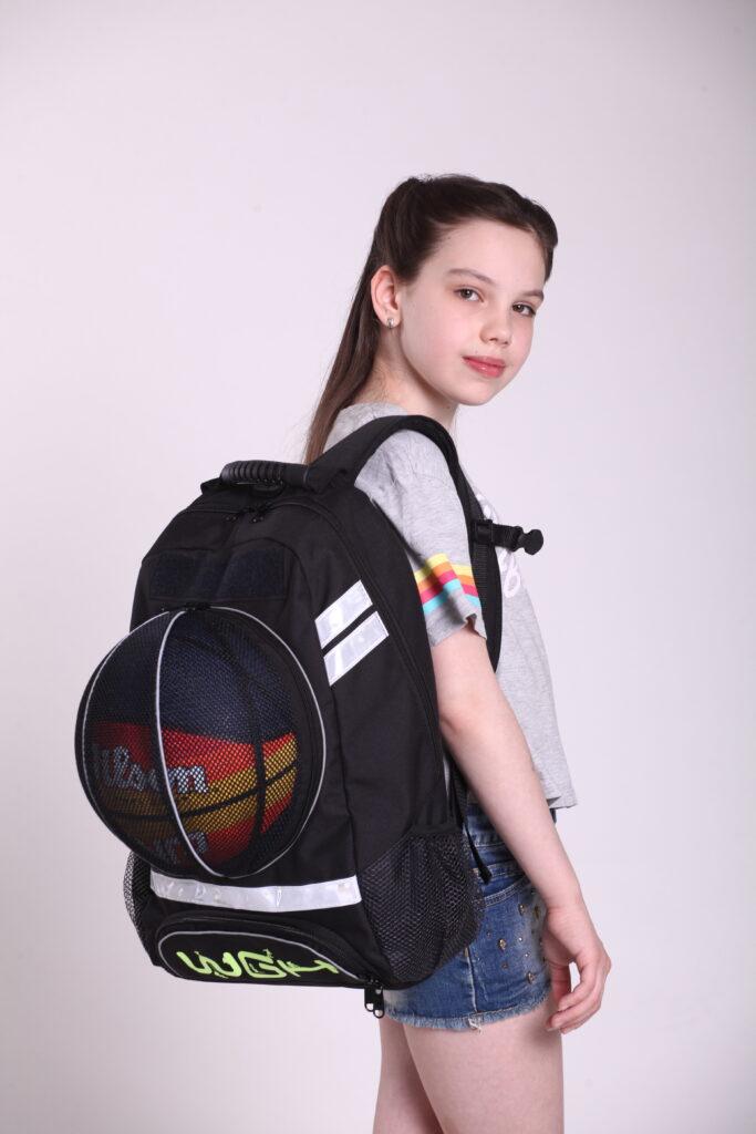 Рюкзак спортивный Черный WGH